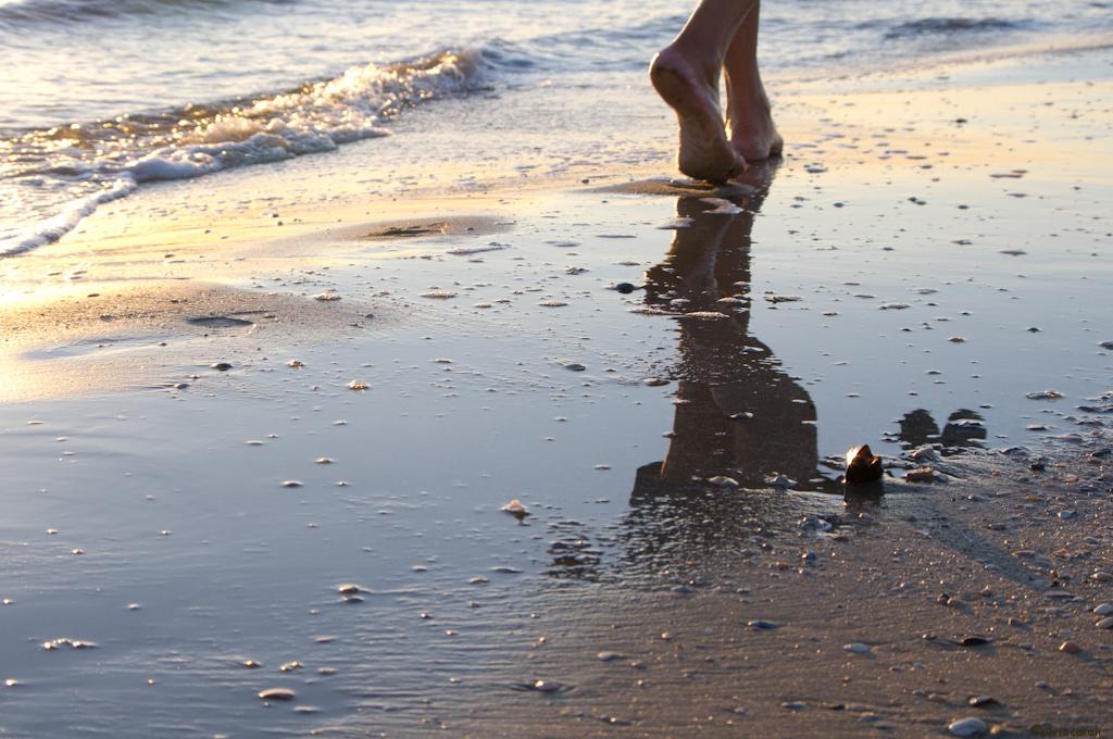 Sand Walk