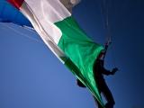 Flag landing
