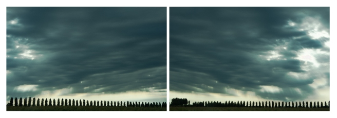 Wide Stormy Flat Silvia Casali Photography