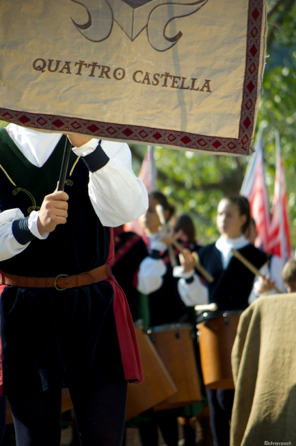 rMatilde di Canossa historical parade 2012