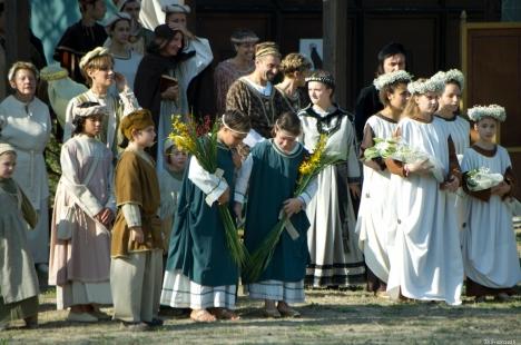 Matilde di Canossa historical parade 2012