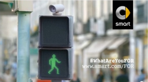 The dancing traffic light video SMART