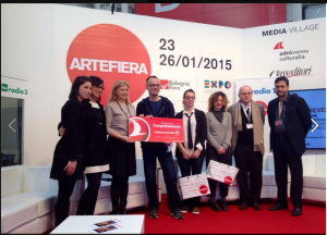 Artefiera #artseverywhere 2015 photography contest winners