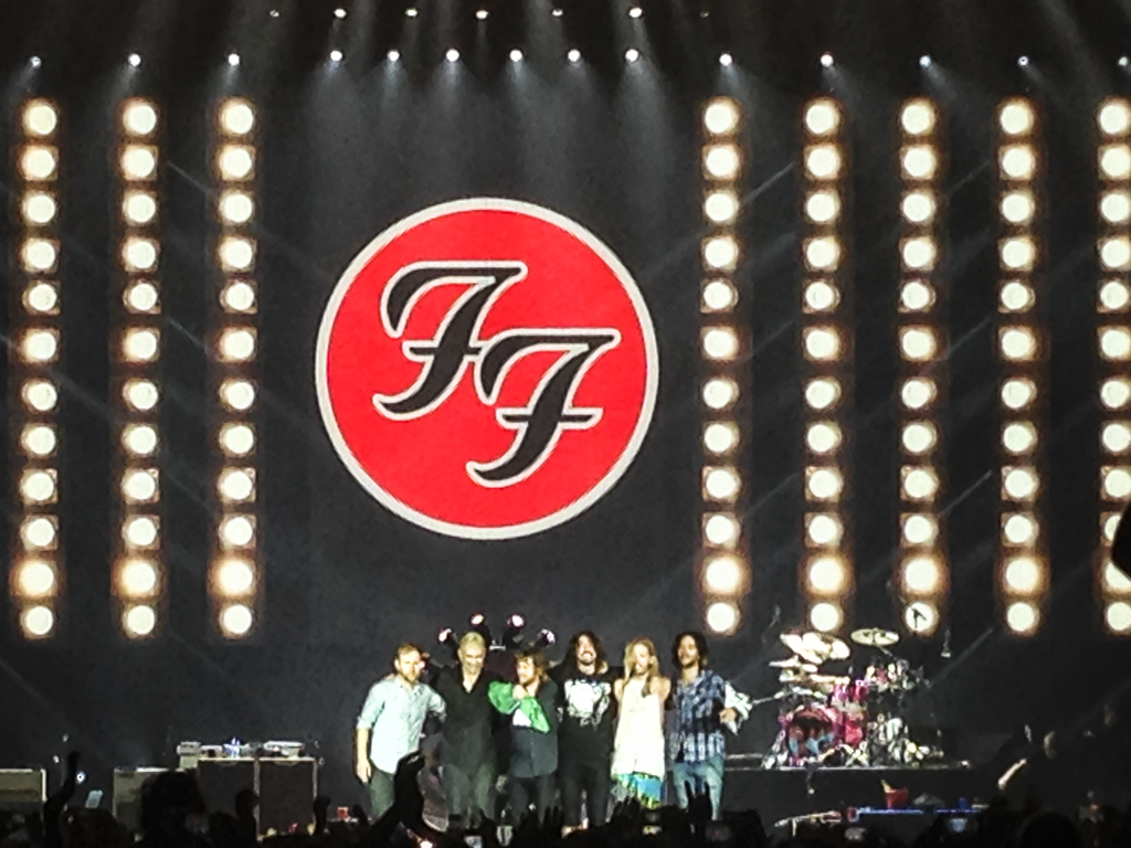 foofighters bologna concert nov 13 2015 silvia casali copyright