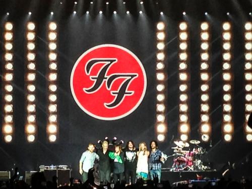 foofighters bologna concert nov 13 2015 silvia casali copyright