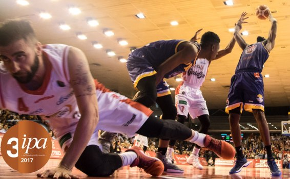 Court Battle by Silvia Casali