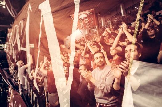 Ultras | Pallacanestro Reggiana Grissinbon 2017
