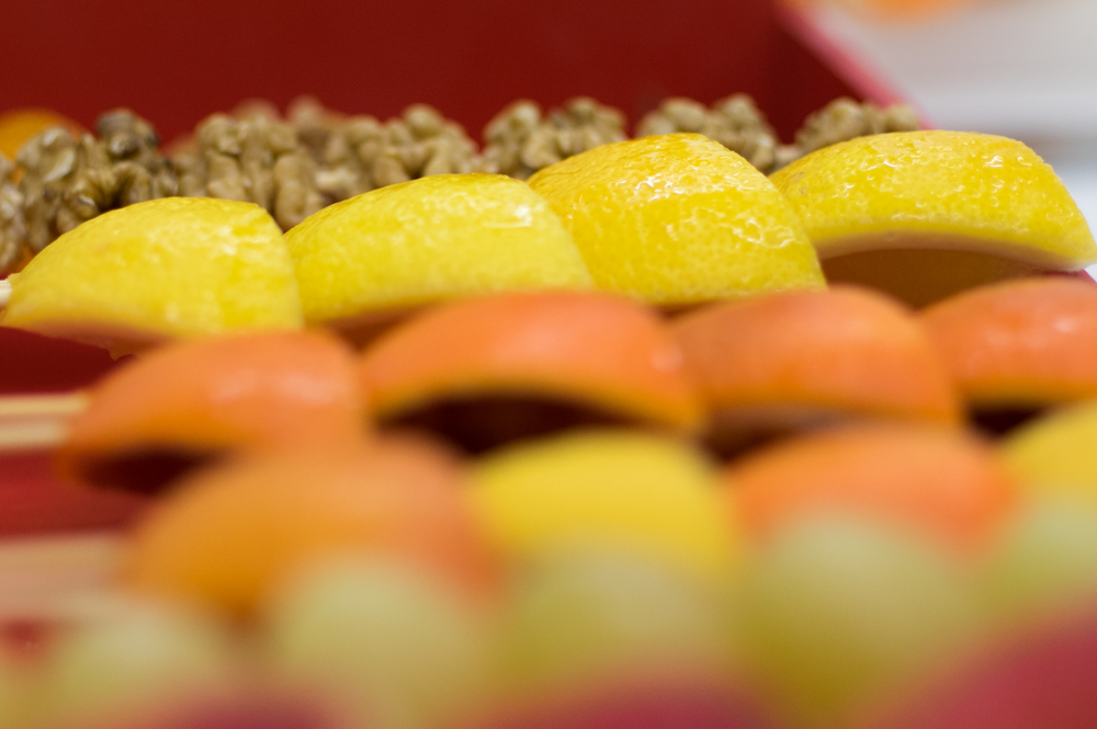 Candy Fruit Riccione Closeup Spiedino