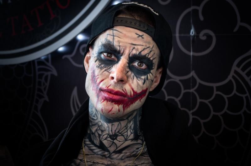 Joker Boy Ink