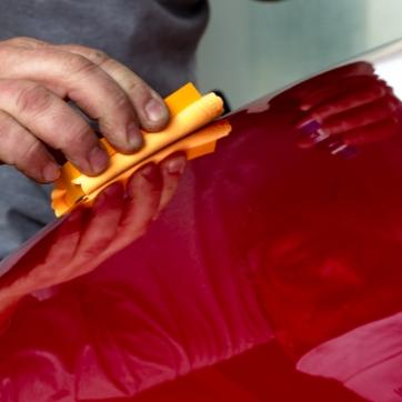 Ferrarini Car Detailing closeup 1