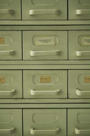 Modateca Deanna Centro Internazionale Documentazione Moda anno 2014 Biblioteca