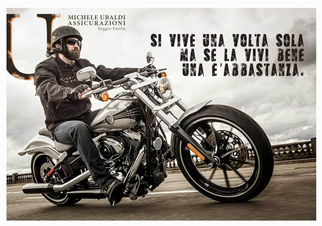 Michele Ubaldi per Onorio Moto