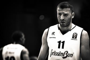 Manuchar Markoishvili   Pallacanestro Reggiana Grissinbon 2018