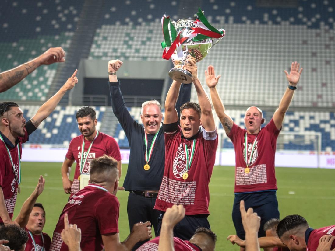 Playoff Serie C 2020 | Il Capitano Alessandro Spanò