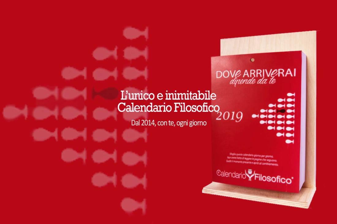 Il Calendario Filosofico 2019