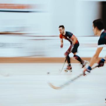 Roller Hockey Ubroker Match 9 Febbraio 2019