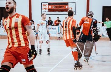 Ubroker vs Lodi Roller Hockey