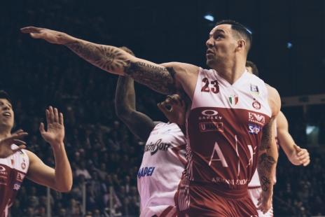 pallacanestro reggiana vs olimpia milano marzo 2019 silvia casali©_-19