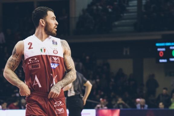 pallacanestro reggiana vs olimpia milano marzo 2019 silvia casali©_-8