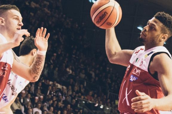 pallacanestro reggiana vs olimpia milano marzo 2019 silvia casali©_-9