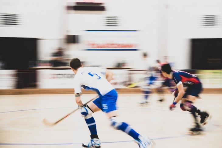 ubroker vs sandrigo2019 silvia casali© roller hockey