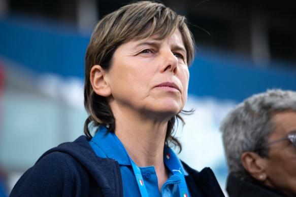 Milena Bertolini CT nazionale italiana