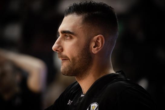 Pietro Aradori - Virtus Bologna Reggiana vs Virtus Bologna derby - Lega Italiana Basket A 2019