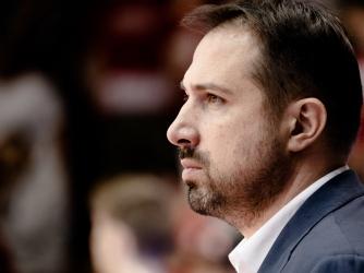 Reggiana vs Virtus Bologna derby -Frosini Lega Italiana Basket A 2019