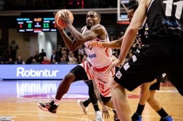 Johnson-Odom Pallacanestro Reggiana vs Virtus Bologna derby - Lega Italiana Basket A 2019