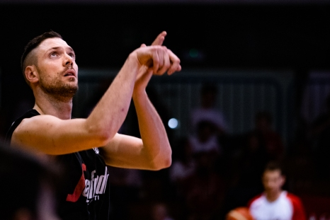 Reggiana vs Virtus Bologna derby - Lega Italiana Basket A 2019