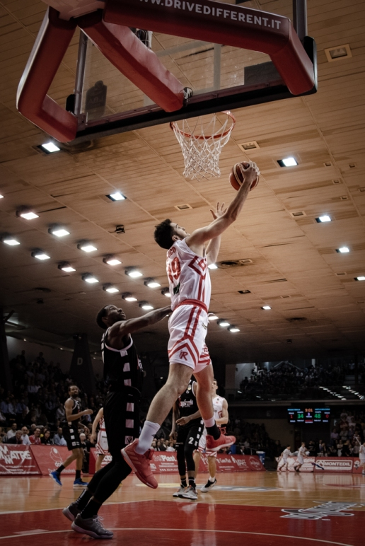 Pallacanestro Reggiana vs Virtus Bologna derby - Lega Italiana Basket A 2019