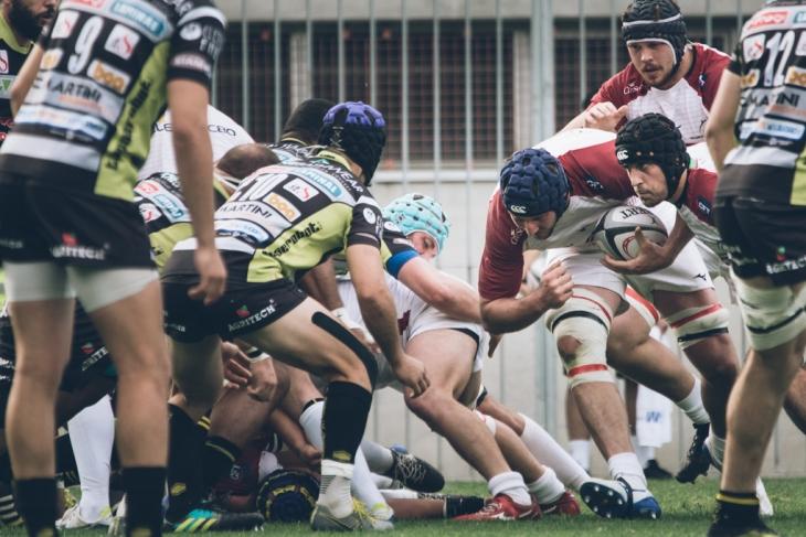 Play Off Valorugby Calvisano Silvia Casali