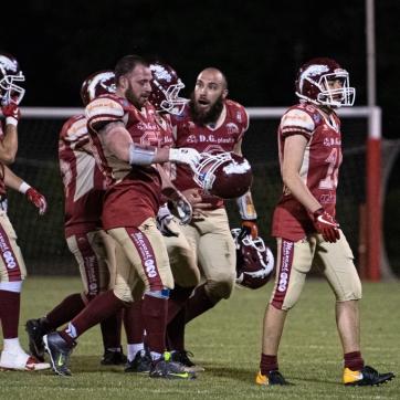 hogs playoff football americano giugno 2019 silvia casali-102