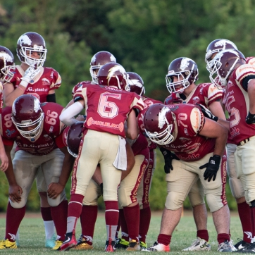 hogs playoff football americano giugno 2019 silvia casali-12
