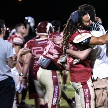 hogs playoff football americano giugno 2019 silvia casali-122