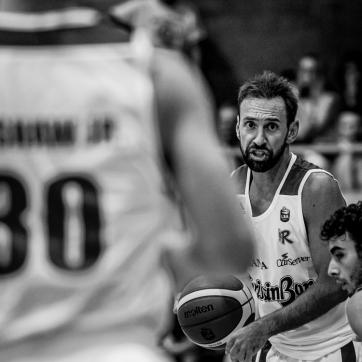 pallacanestro reggiana vs mantova BW-14
