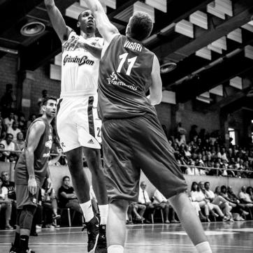 pallacanestro reggiana vs mantova BW-28