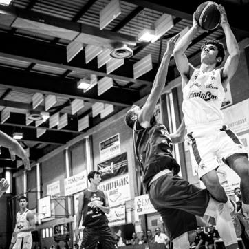 pallacanestro reggiana vs mantova BW-37