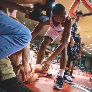 pallacanestro reggiana vs trento silvia casali photography-101