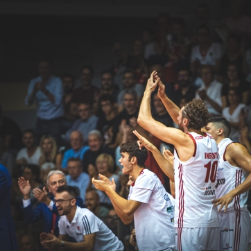 pallacanestro reggiana vs trento silvia casali photography-107