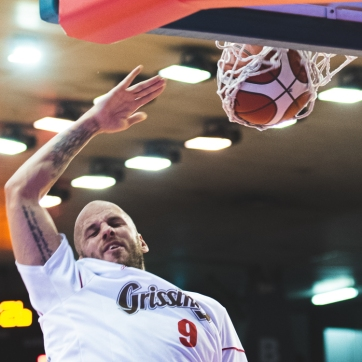 pallacanestro reggiana vs trento silvia casali photography-11