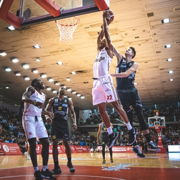 pallacanestro reggiana vs trento silvia casali photography-110