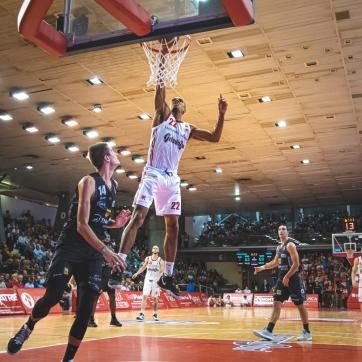 pallacanestro reggiana vs trento silvia casali photography-136