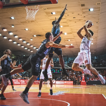 pallacanestro reggiana vs trento silvia casali photography-138