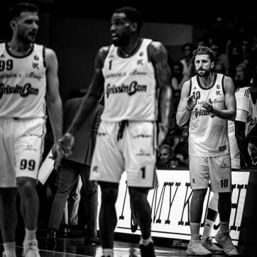 pallacanestro reggiana vs trento silvia casali photography-139
