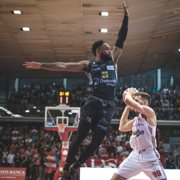 pallacanestro reggiana vs trento silvia casali photography-142