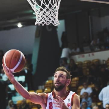 pallacanestro reggiana vs trento silvia casali photography-16