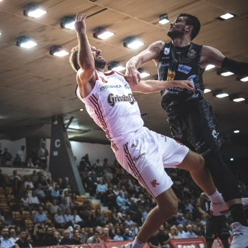 pallacanestro reggiana vs trento silvia casali photography-162