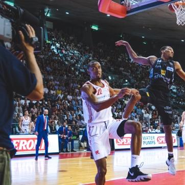 pallacanestro reggiana vs trento silvia casali photography-49