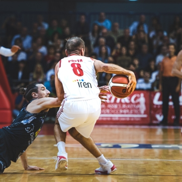 pallacanestro reggiana vs trento silvia casali photography-64